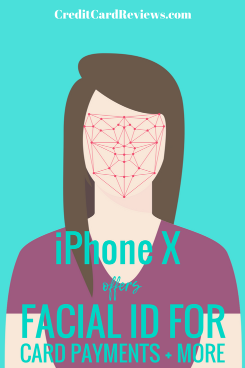 The new iPhone X comes with an exceptional feature called Face ID that can be used in place of the older fingerprint scanner of previous phone models. Face ID projects tens of thousands of tiny infrared dots onto the user's face. If the technology recognizes the face, it will unlock the phone, authorize a payment, and more.