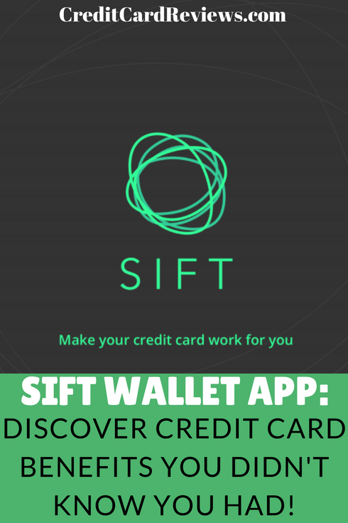 Sift is an exciting new app that helps you track your purchases and ensure that you are enjoying every single perk offered to you by your credit card issuer(s). It's available as a web service or in the App Store, and (for now) it's free.