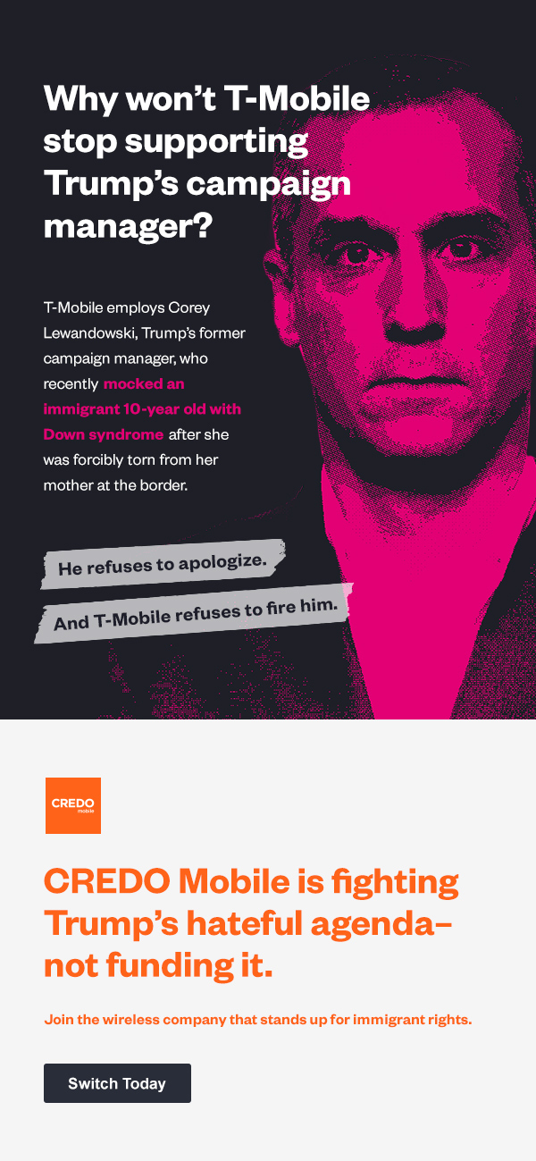 Why Won't T-Mobile Stop Supporting Trump's Campaign Manager?