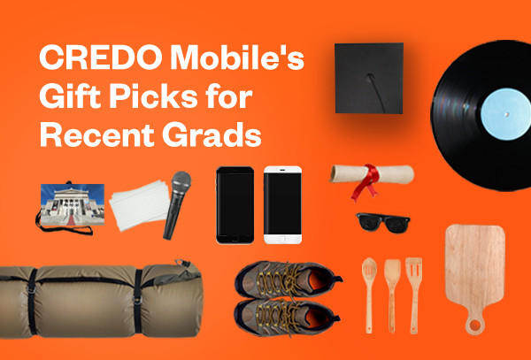 CREDO Mobile's Gift Picks