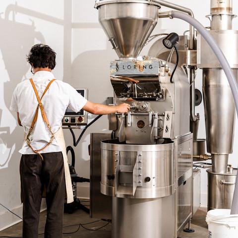 Junto coffee roaster  tara ashton 8