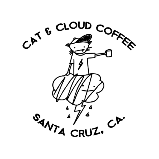Cat cloud logo