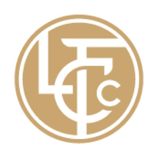 Lady falcon logo