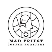 Mad priest logo