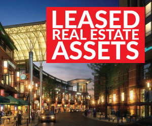 Leased Real Estate Assets - Commercial Real Estate - Retail, Office, Industrial