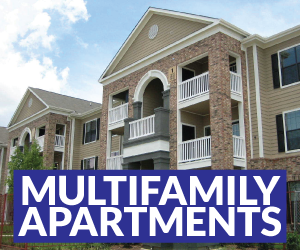 Multifamily Apartments - Commercial Real Estate - Assets