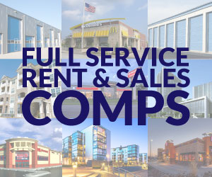 Rent and Sales Comps Service