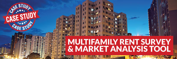 Multifamily Rent Survey and Market Analysis Tool
