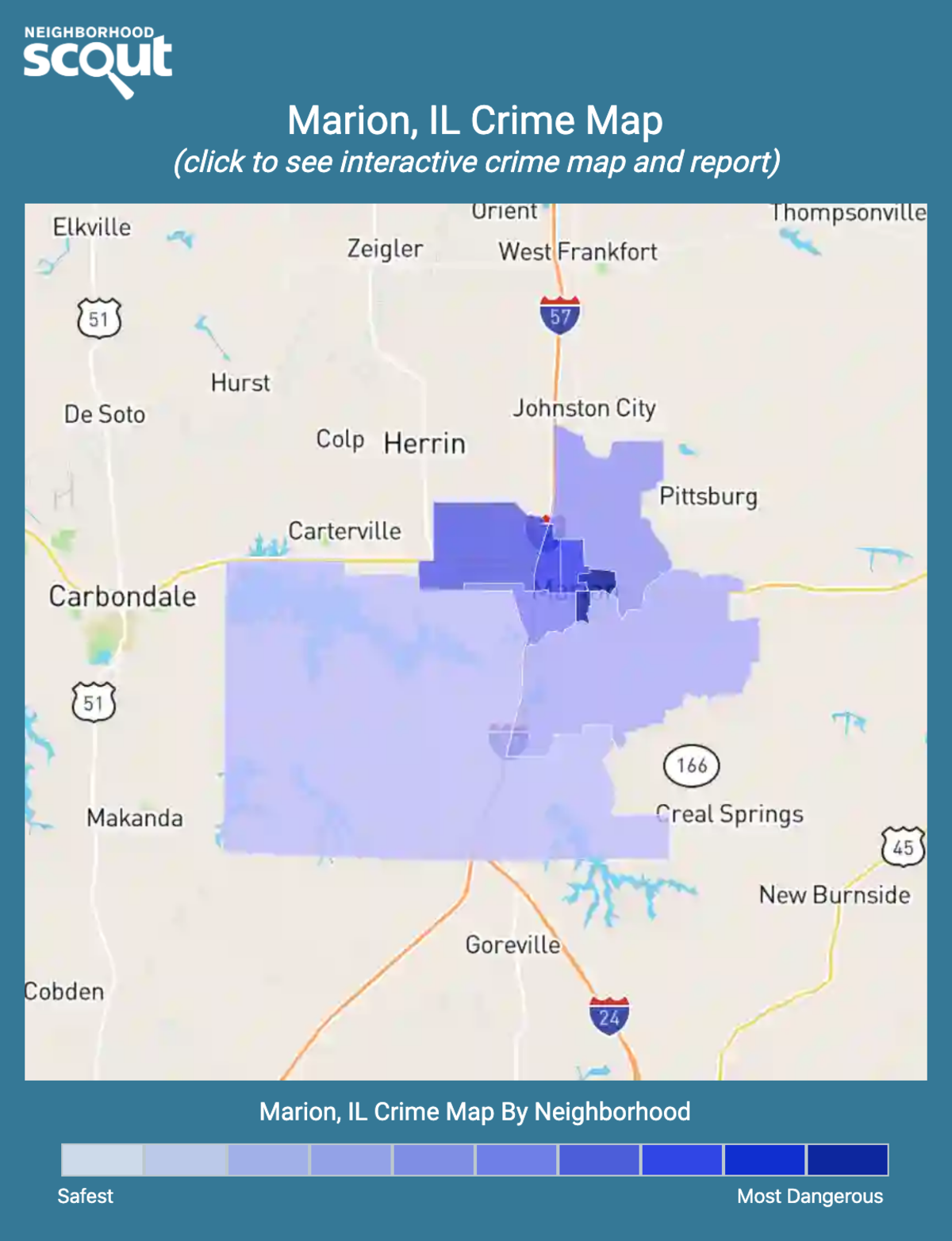 Marion, IL Crime Rates and Statistics - NeighborhoodScout on map of marion ohio, mapquest marion il, marion city il, map of marion indiana, map of central falls ri,