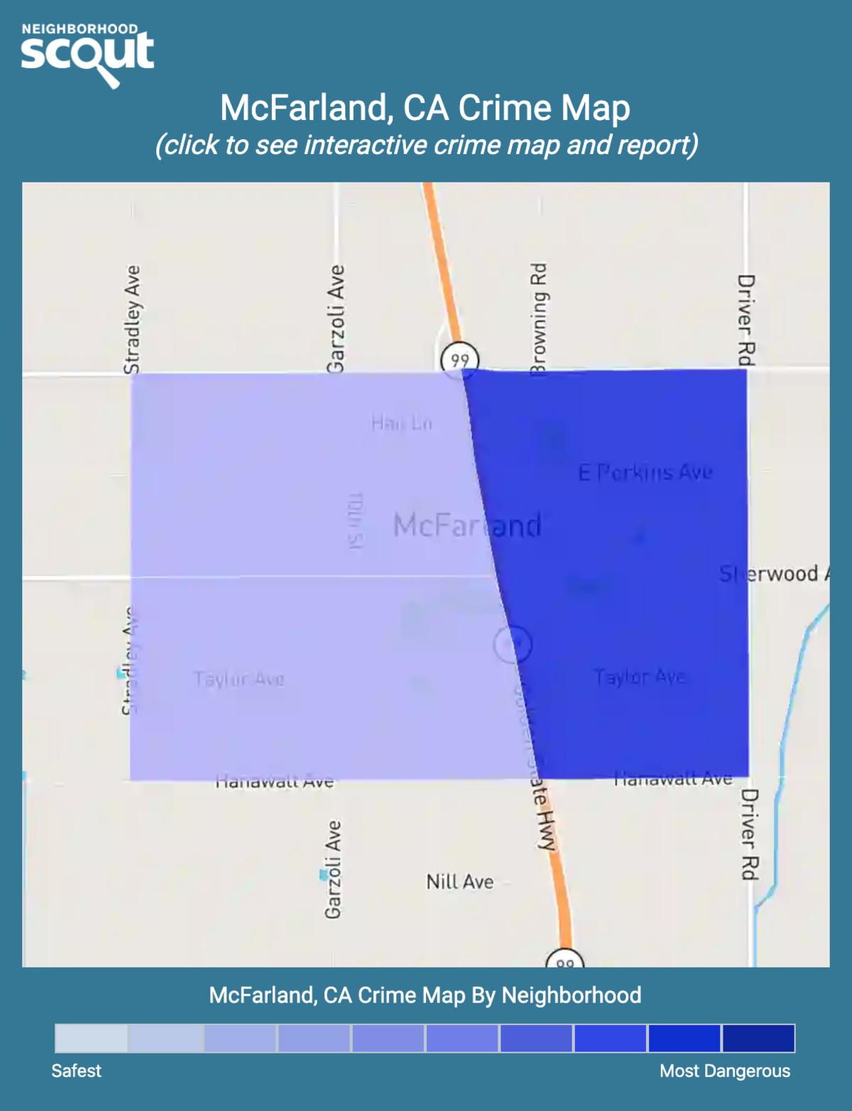 McFarland, CA, 93250 Crime Rates and Crime Statistics ...