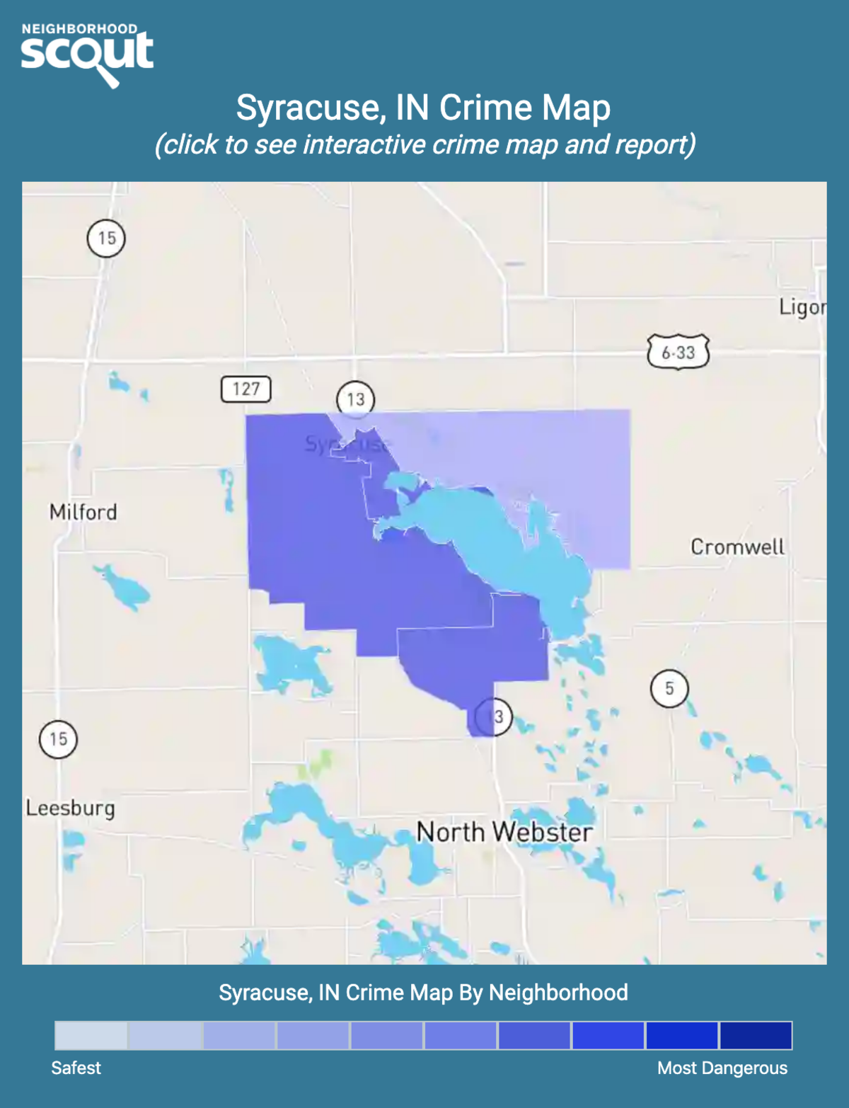 Syracuse, IN, 46567 Crime Rates and Crime Statistics ...