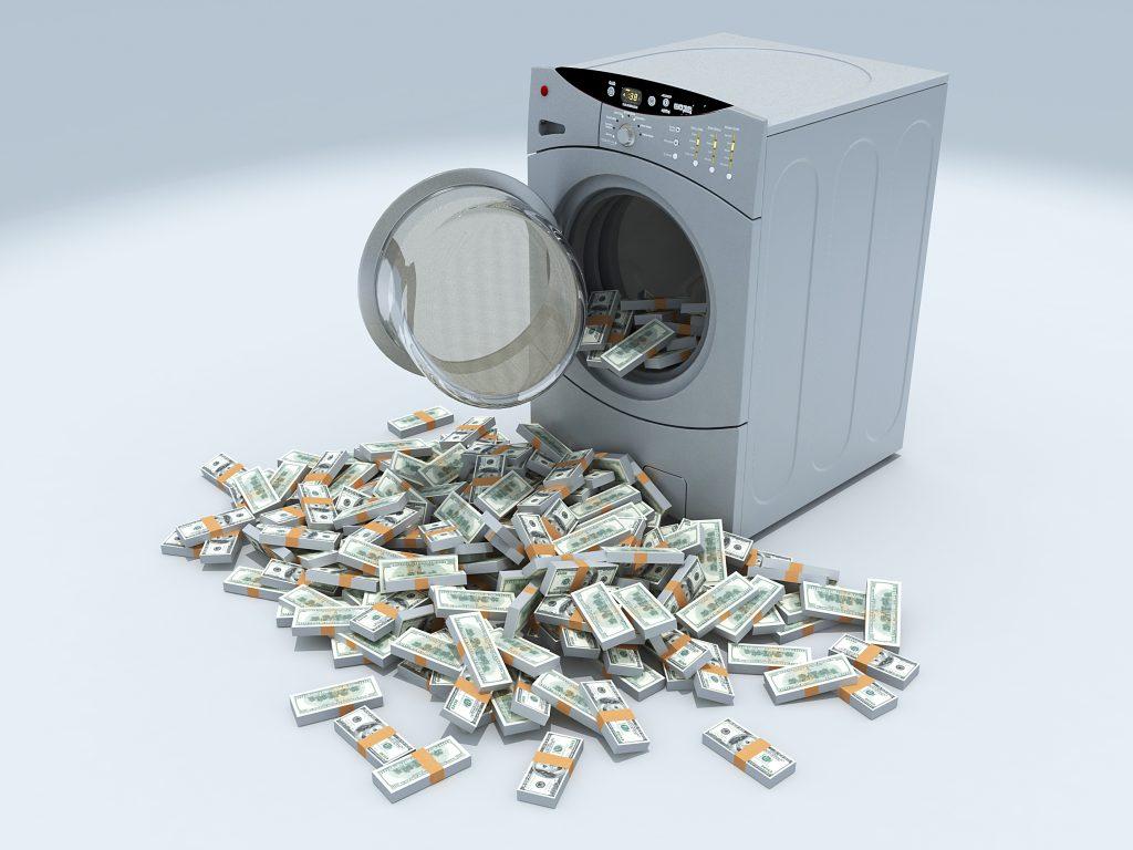 Lavagem de dinheiro com Bitcoin