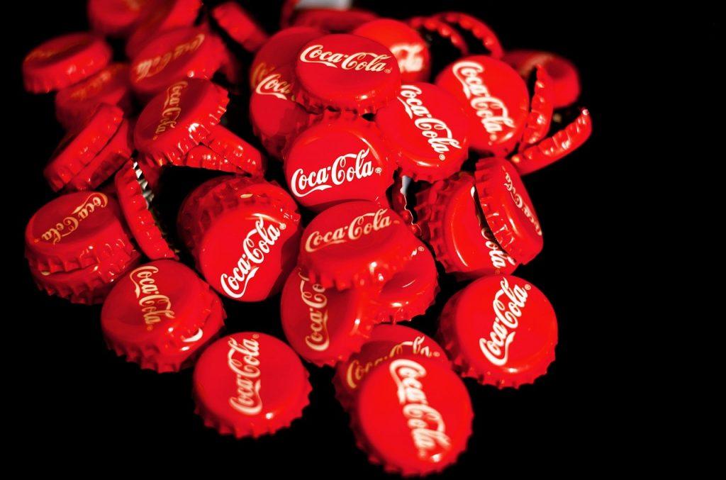 Coca-cola investe em blockchain