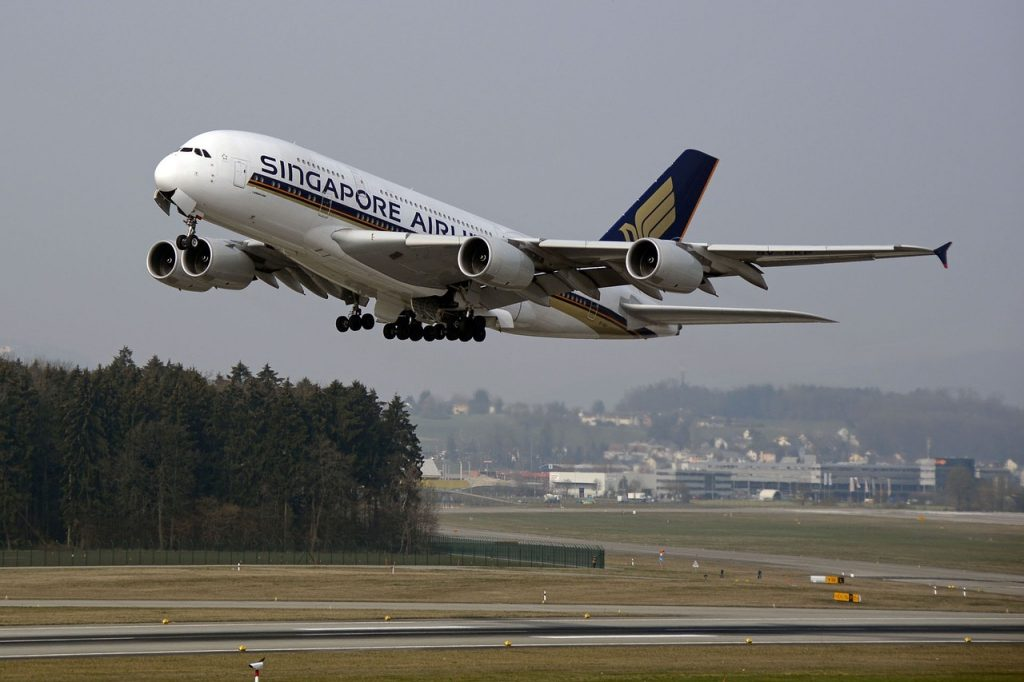 Singapore Airlines lança carteira digital de blockchain para passageiros