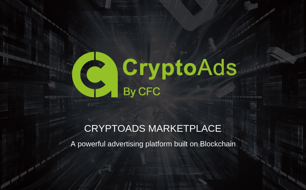 Após concluir ICO, a plataforma CryptoAds quer agora transformar o mercado de publicidade digital