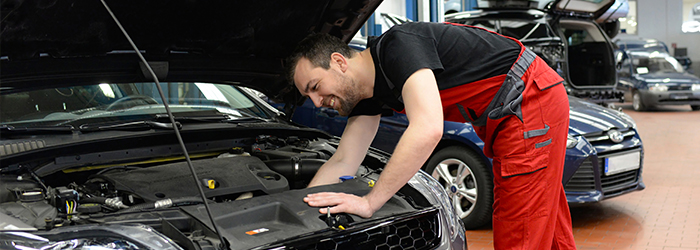 Pre-employment tests for Auto Mechanics