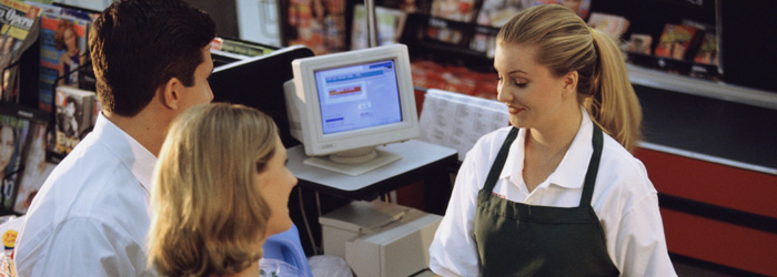 Pre-employment tests for Cashiers