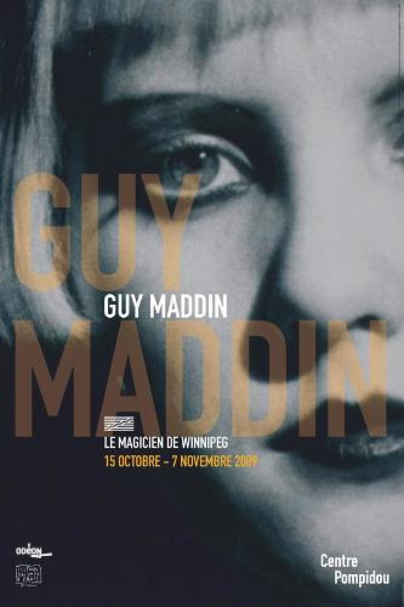Gone to Pompidou:A Few Questions for Guy Maddin