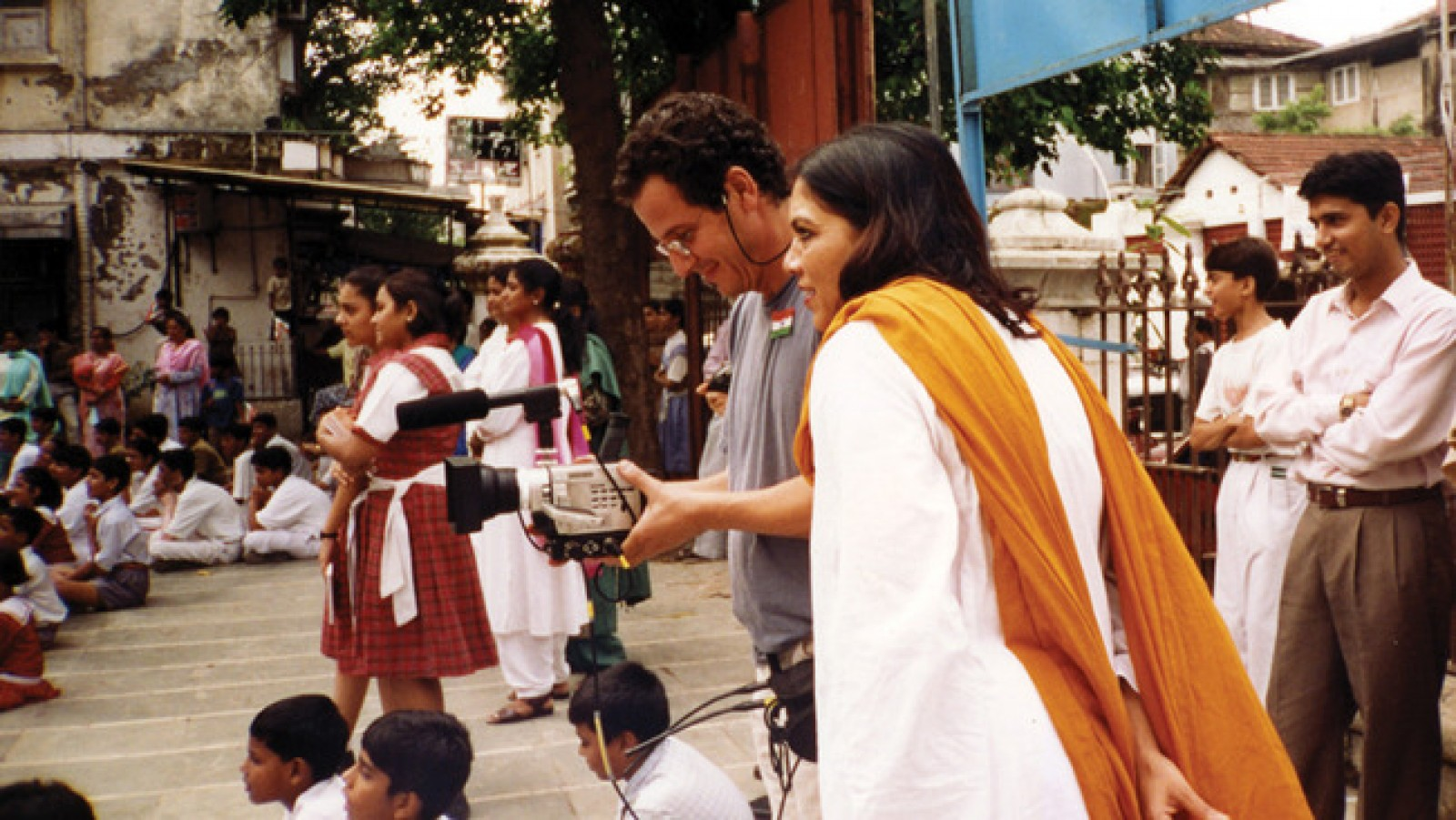 Brief Encounters:  An Interview with Mira Nair