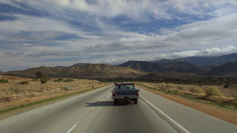 Like Flying Blind Without Instruments: On the Turning Point in Paris, Texas