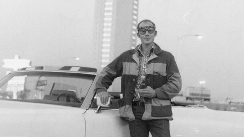 A Pig in the Wilderness: My Night with Hunter S. Thompson