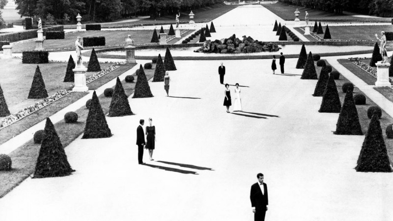 Back to Marienbad
