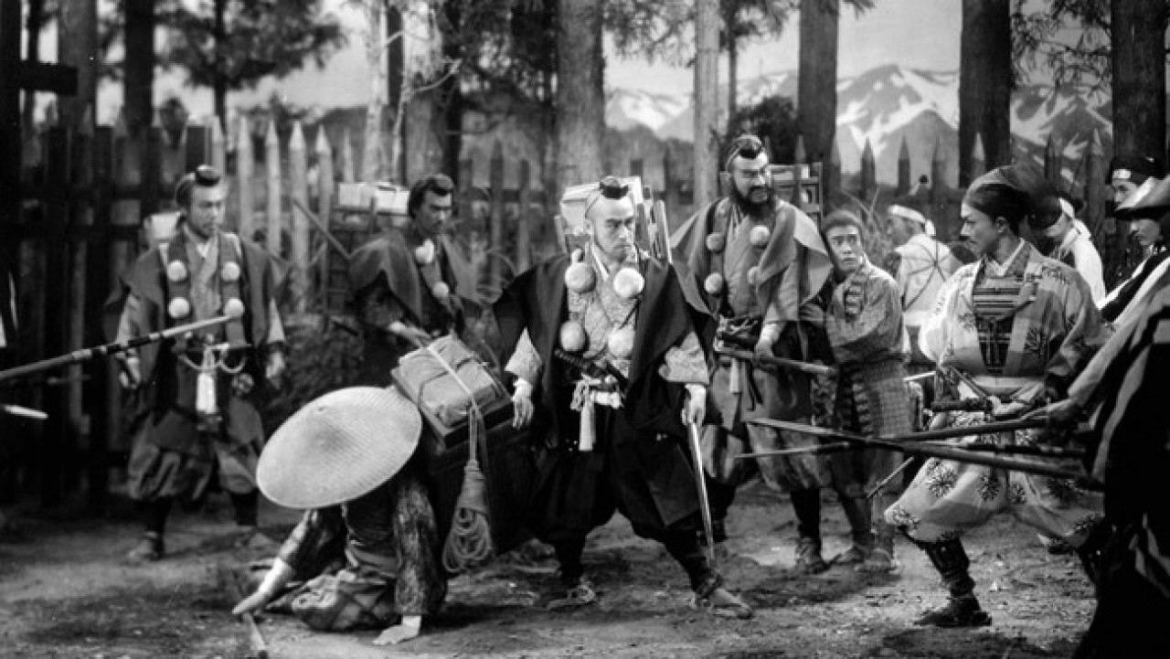 Eclipse Series 23: The First Films of Akira Kurosawa