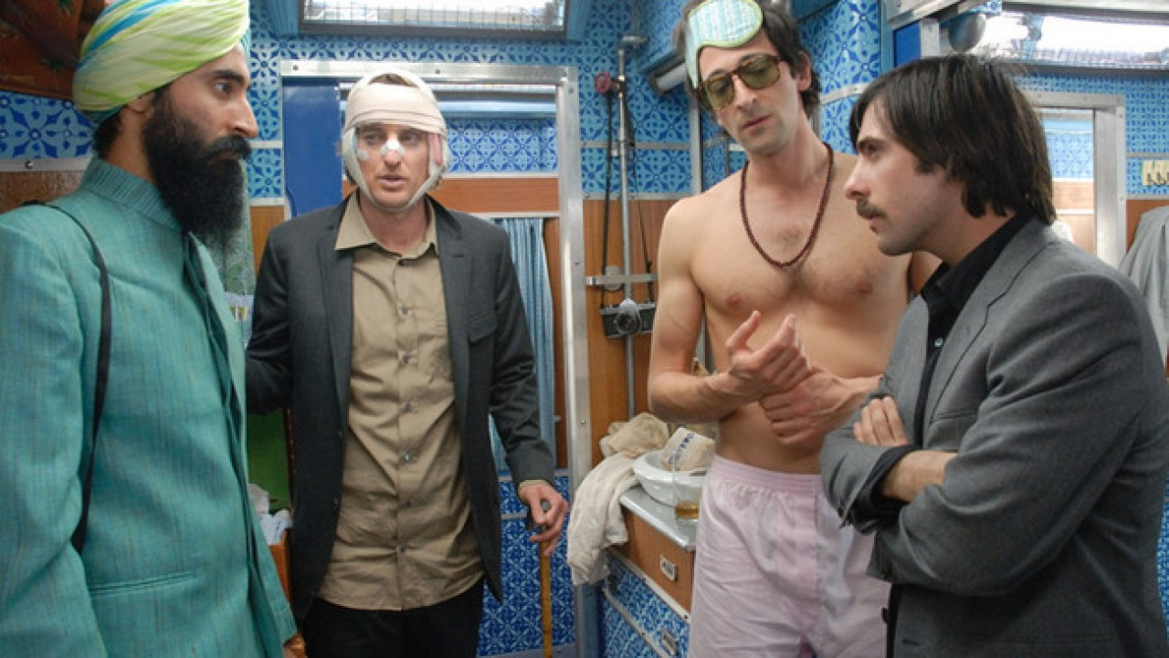 The Darjeeling Limited: Voyage to India