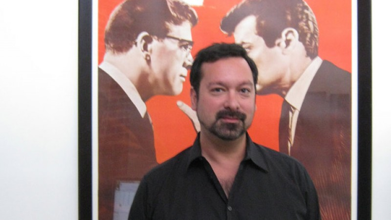 A Visit to James Mangold's Office