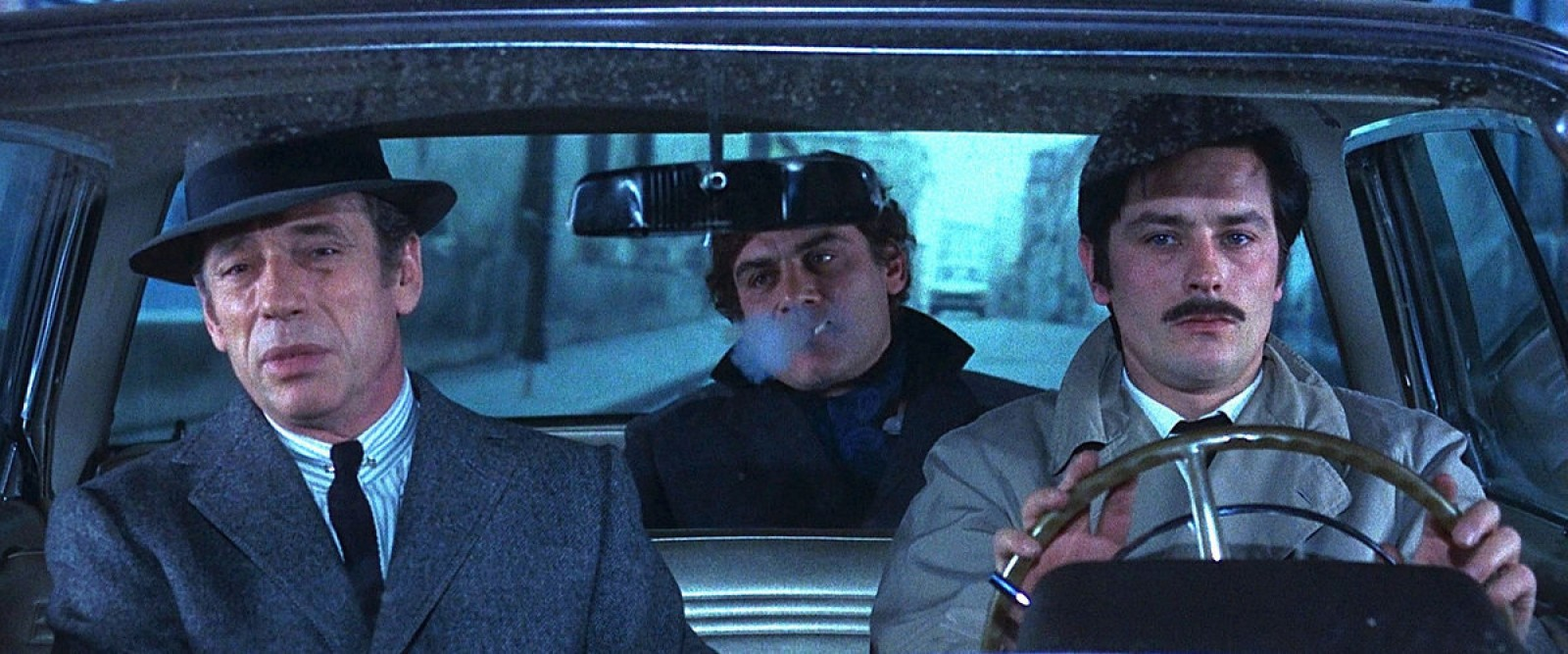 Honor, Loyalty, and Friendship: John Woo on Le cercle rouge