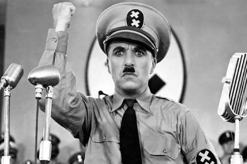 Brody on The Great Dictator