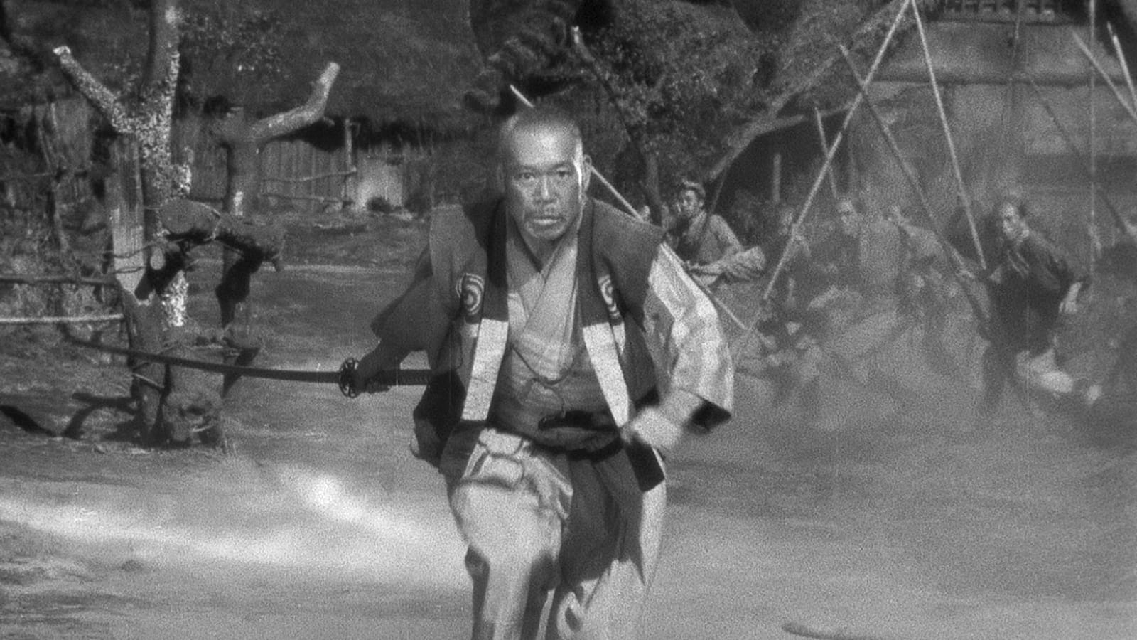 Seven Samurai The Current The Criterion Collection