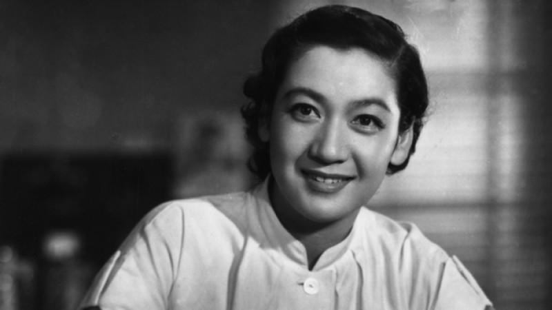 Ozu and Setsuko Hara