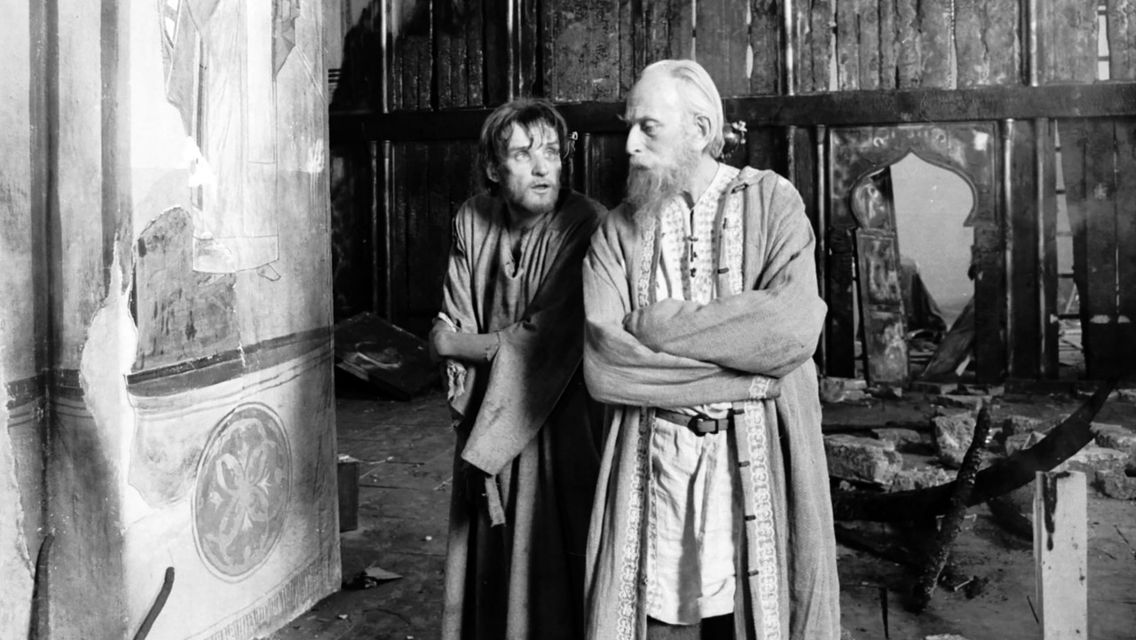 Andrei Rublev: An Icon Emerges