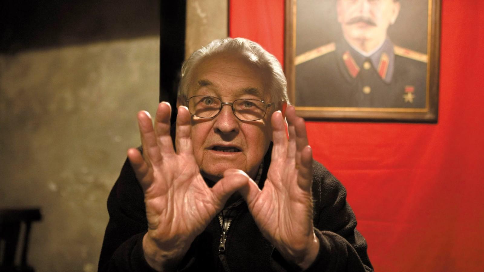 Andrzej Wajda, the Searcher