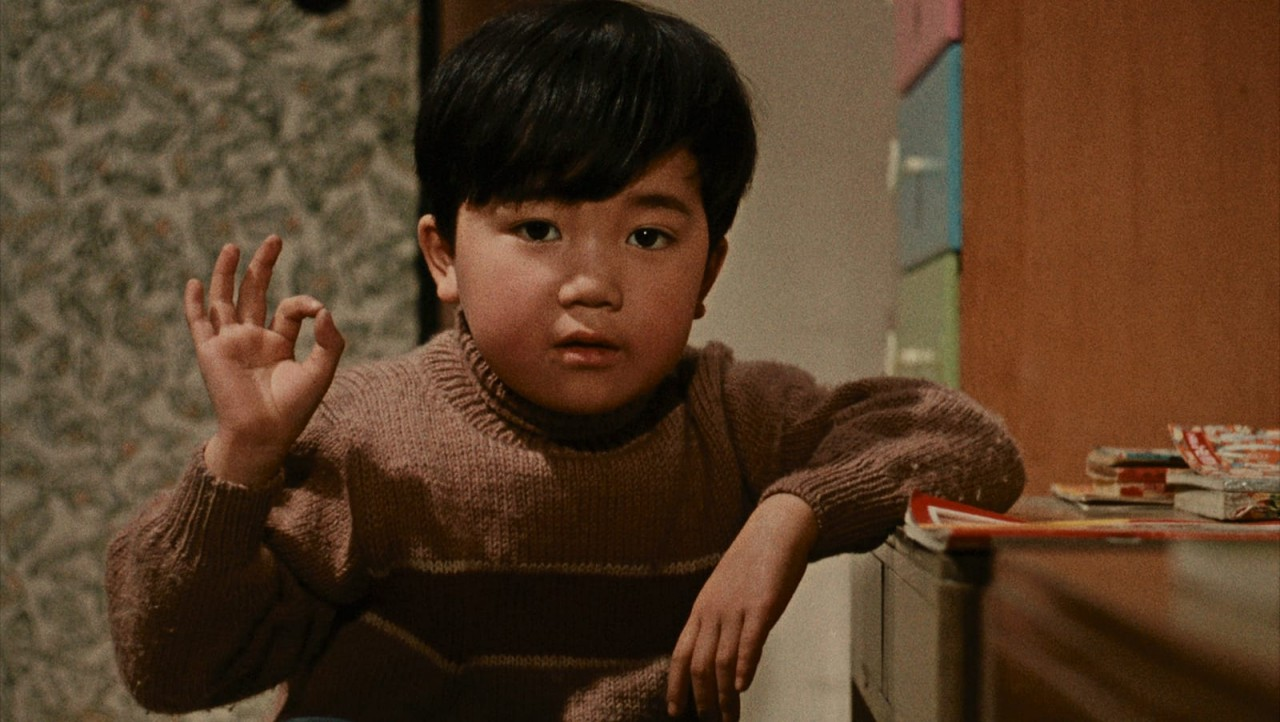 Ozu and the Delicate Art of the Fart Gag