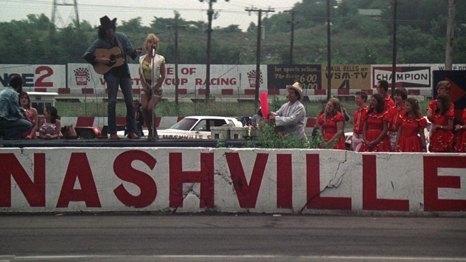 Steve James on Nashville