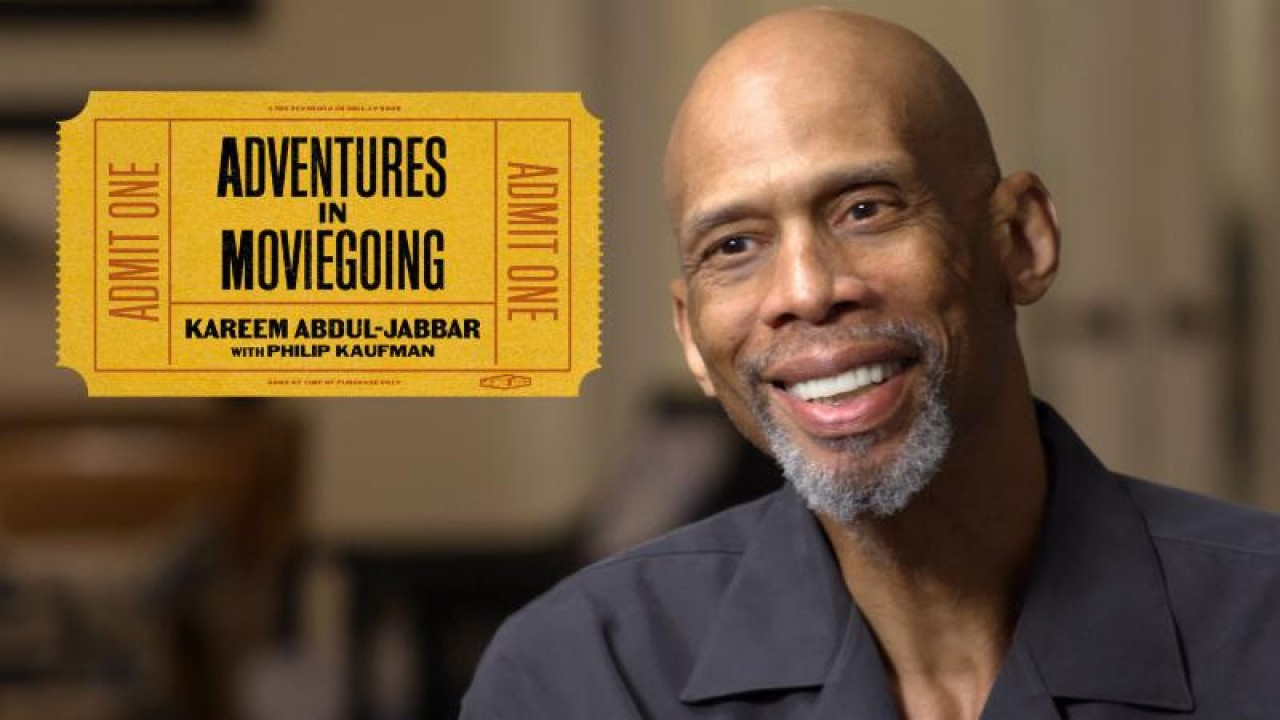 Adventures in Moviegoing with Kareem Abdul-Jabbar
