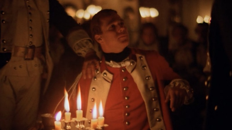Kubrick's Candle Tricks in Barry Lyndon