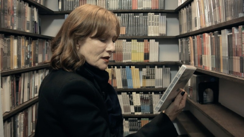Isabelle Huppert's Closet Picks