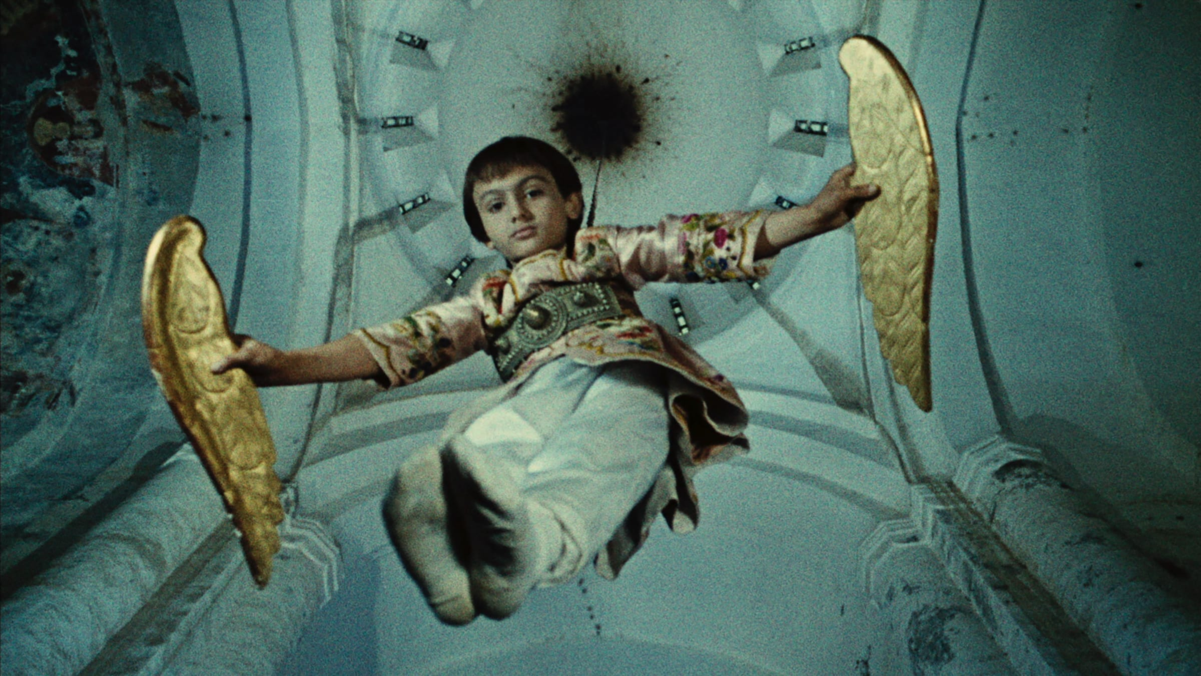 The Color of Pomegranates: Parajanov Unbound