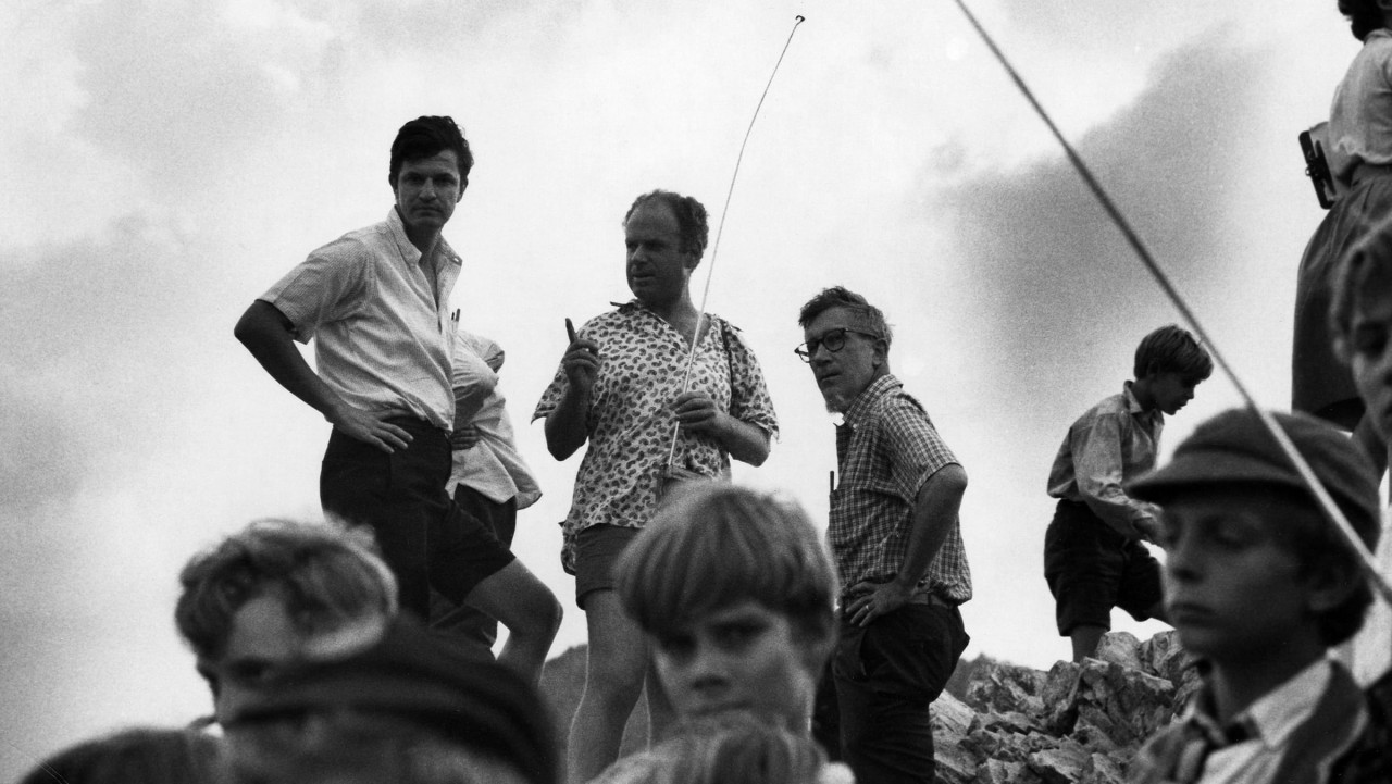 Peter Brook on the Making of Lord of the Flies