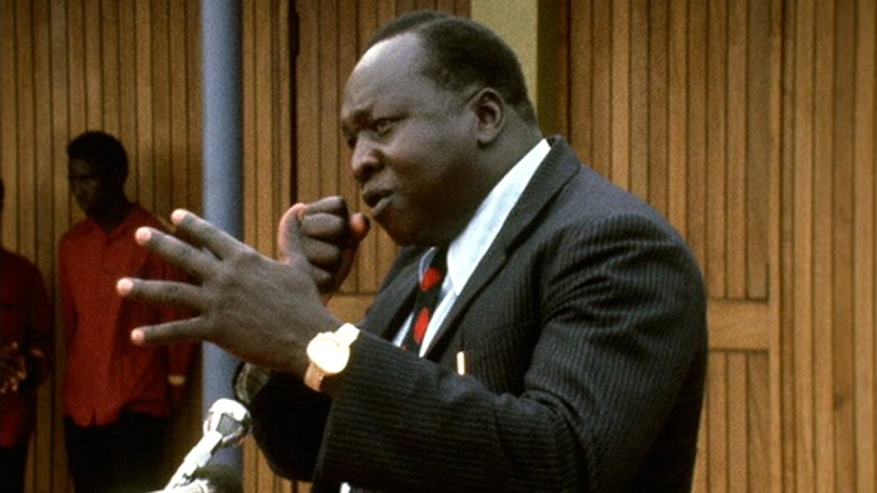 General Idi Amin Dada: A Self-Portrait: A Tyrant for Our Times