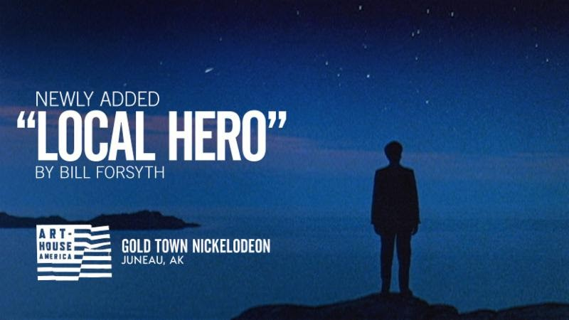 Seeing Alaska in Bill Forsyth's Local Hero