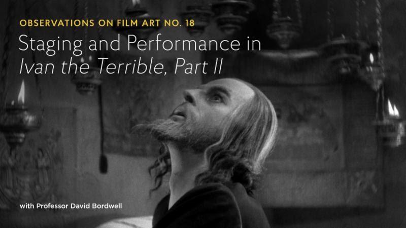 David Bordwell Shows How Eisenstein Broke the Rules of the Biopic