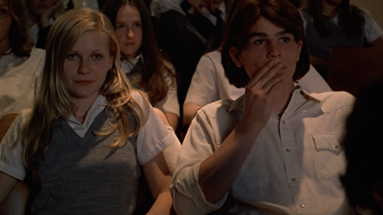 This Kiss: Filming an Intimate Moment in The Virgin Suicides