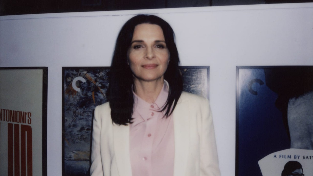 Juliette Binoche on the Art of Being Directed