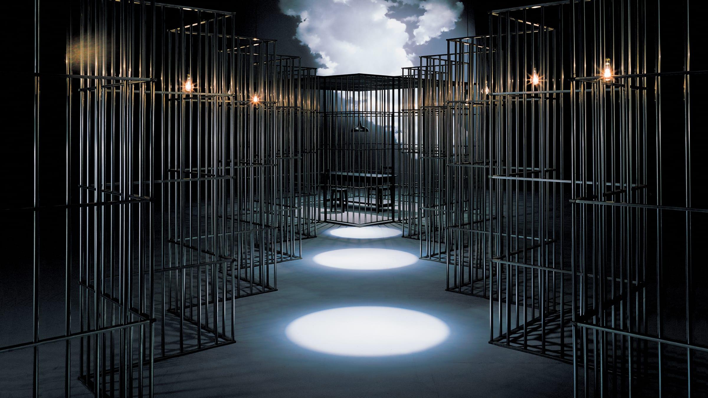 On the <em>Mishima </em>Set