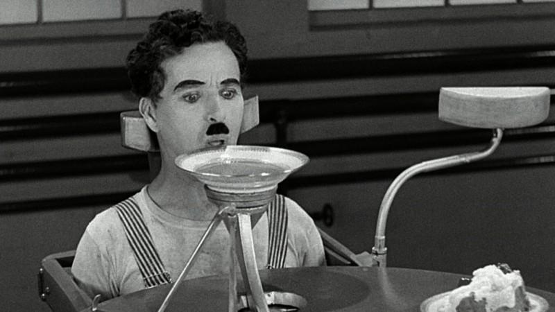 Choking Chaplin