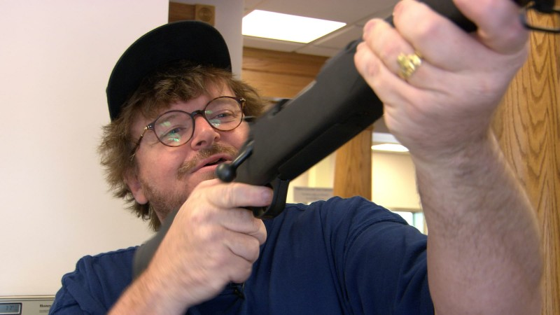 Bowling for Columbine: By Any Means Necessary